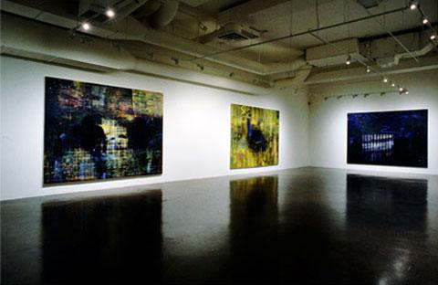 A shot of a previous art installation at York's AGYU.